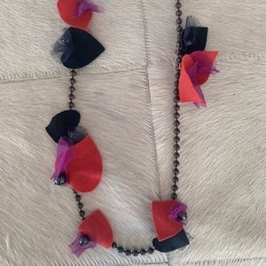 Lanvin & Vera Wang Bib Necklace Bundle